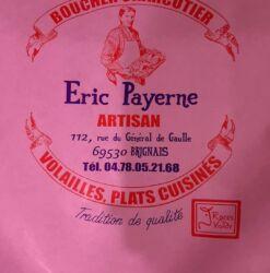 Boucherie Charcuterie Eric Payerne Artisan